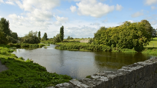 The Suir is among the rivers where the EPA said urgent action is now needed to reduce nitrogen pollution