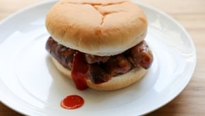Anyone want a sausage sandwich for lunch?