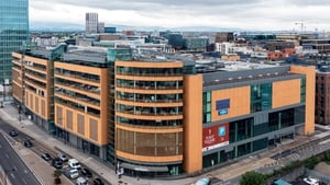 Savills said it is expecting significant interest in the sale of Dublin's Point Square