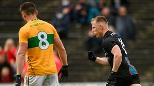 Mayo were 5-20 to 0-11 winners over Leitrim
