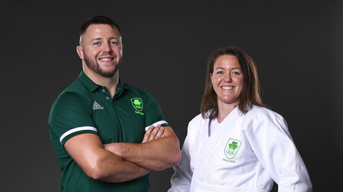 Ben and Megan Fletcher's selection marks the first time Team Ireland are sending two Judoka to the same Olympics