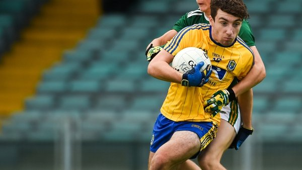 James Fitzpatrick scored 2-02 for the Rossies