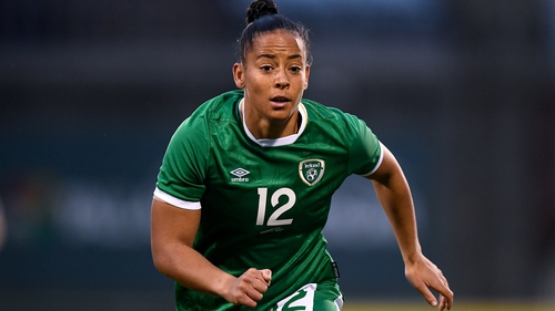 The Wexford native has been a key member of the Ireland squad since her senior international debut in 2016