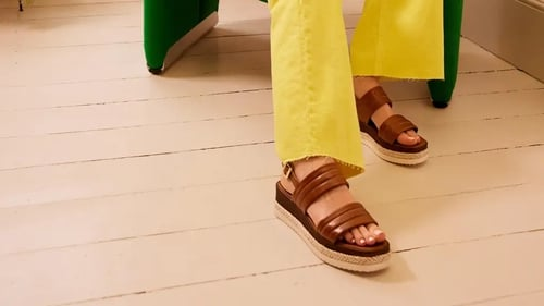 Step out in style with these retro-inspired footwear buys, says Katie Wright.