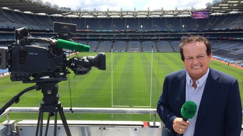 Marty Morrissey speaks to Claire O'Mahony about the delight of seeing the sport he loves emerging from lockdown.