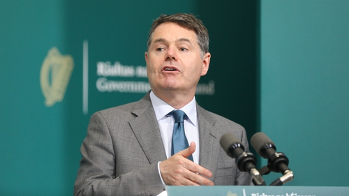 Paschal Donohoe announced in June that he intended to start the process of selling the state shareholding before the end of the year