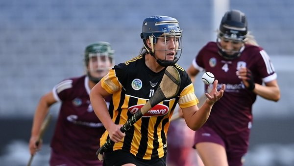 Mary O'Connell during the league final win over Galway in June