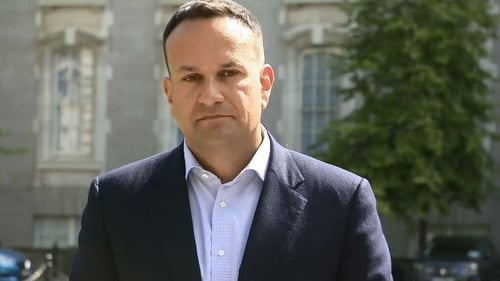 Leo Varadkar attended a music festival in London at the weekend