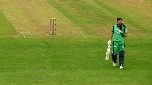 Balbirnie: 'We haven't won a home ODI against a top eight team so that's another thing to tick off the list, but I think the guys are eager and hungry to win a series'