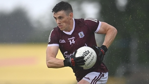 Galway captain Shane Walsh pulled up injured in the 2-11 to 0-12 Connacht semi-final win over Roscommon at Dr Hype Park on 4 July