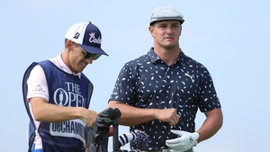 """""""If I can hit it down the middle of the fairway, that's great, but with the driver right now, the driver sucks."""""""