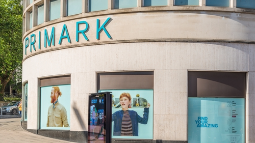 There will pop up vaccine centres in Primark stores in England over the weekend
