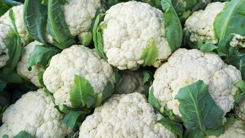 """""""The next time you have cauliflower for dinner, take a moment to admire it before you eat it."""" Photo: Getty Images"""