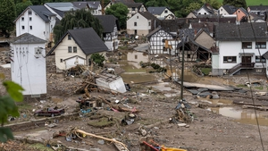 At least 190 people died in severe floods in western Germany last month