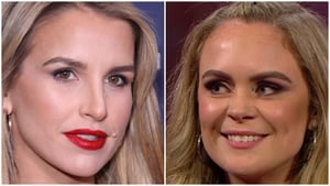 Vogue Williams and Joanne McNally