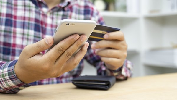 Online and mobile payments grew again between April and June