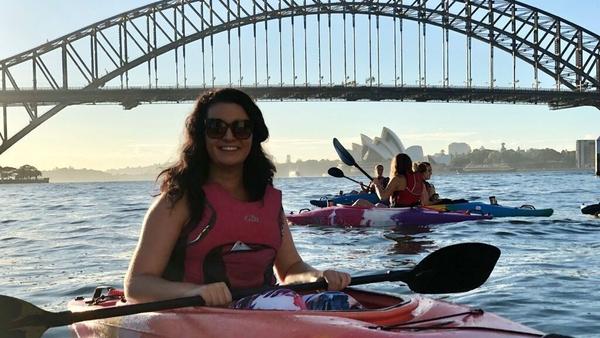 Grainne O'Sullivan is currently living in Sydney