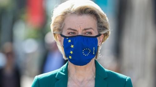 Ursula von der Leyen said she believes Britain will show the same flexibility as the EU