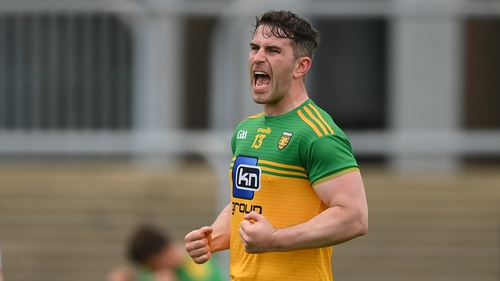 McBrearty got the crucial score against Derry that put Donegal into the last-four