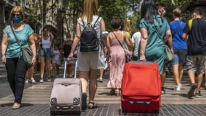 Some medics in Barcelona have attributed the jump in cases to a lifting of restrictions and a rise in tourism
