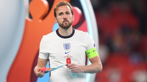Harry Kane suffered Euros disappointment with England