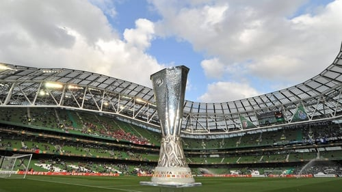 Dublin also hosted the final in 2011