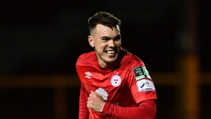 Rooney hit a brace for leaders Shelbourne