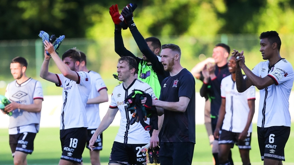 Dundalk have found form again under Vinny Perth