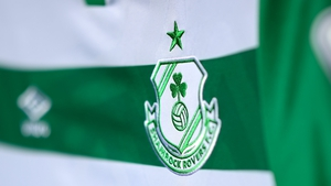 Shamrock Rovers won at Derry City on Friday night