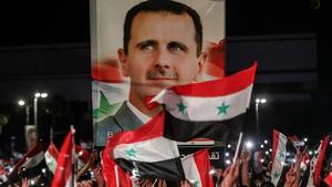 Bashar al-Assad has been sworn in for a fourth term