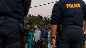 Clean-up operation in South Africa after deadly unrest