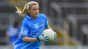Caoimhe O'Connor scored two goals for the Dubs