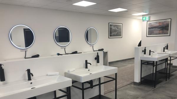 'U-Luu' pods are premium public restrooms