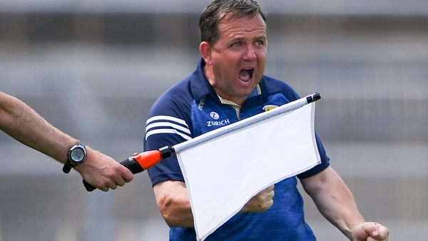 Davy Fitzgerald: 'In Clare, the biggest problem we have is a small bunch of people that create problems'