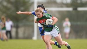 Shauna Howley was the hero for Mayo in Ballinamore