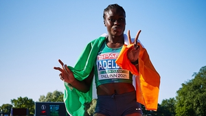 Rhasidat Adeleke made it a double gold with her comfortable victory in the 200m event