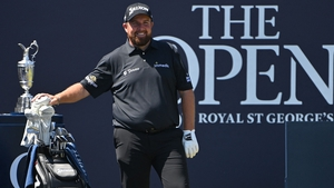 Shane Lowry's Ryder Cup hopes took a big boost