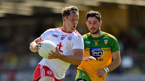 Tyrone will face Monaghan in the Ulster final