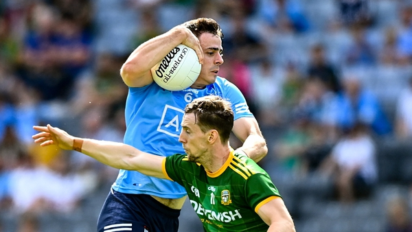Dublin will play Kildare in the Leinster final