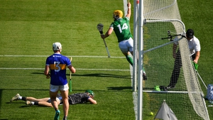 Flanagan's goal appeared to give Limerick some belief