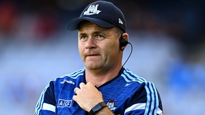 Dessie Farrell felt Dublin's experience shone in the closing stages