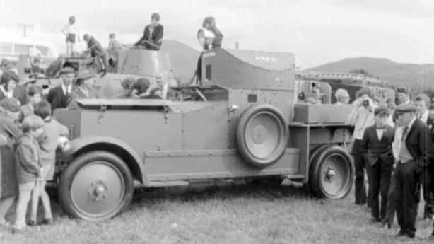 Sliabh na mBan at Donard Transport Museum (1971)