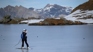 Glaciers in the Swiss Alps are in steady decline, losing a full 2% of their volume last year alone