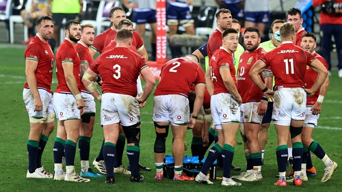 The Lions face into the crunch first test against South Africa on Saturday