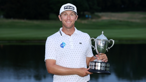 The win sees Seamus Power move from 123rd in the FedEx rankings to the 60s and includes a full exemption through to the 2022-23 season