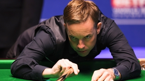 England's Ali Carter topped group 19