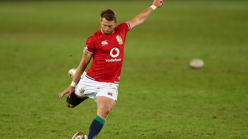 Biggar: 'This is a hugely special week for everyone, for the whole of the rugby world really, so it's important that you enjoy it, don't see it as a burden and don't stress yourself out too much'
