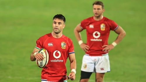 Conor Murray starts for the Lions