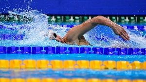 Alicja Tchorz is one of the six swimmers sent home