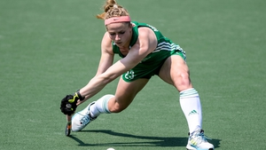 Hannah Matthews and her Ireland team-mates are in relaxed mood ahead of the Games